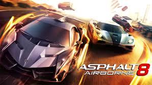 ����� ���� Asphalt 8 : Airborne ��������� ��� ����� �����.