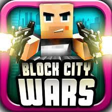 تحميل لعبة block city wars مهكرة للاندرويد